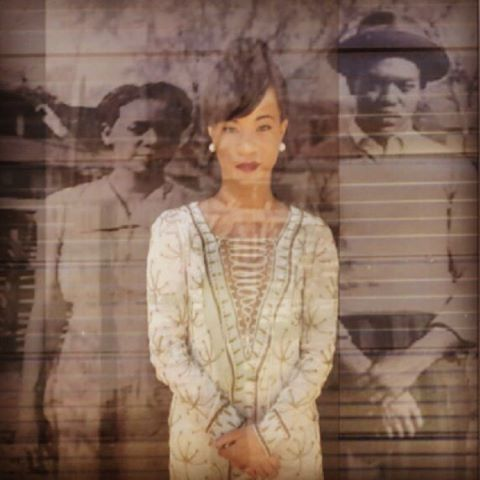 My great grandparents and I. Love photography and the power of editing and merging ❤️ in this photo were all in our 20s. I love you both more than words can express and miss you both immensely. Thank you for your sacrifices 🇨🇺❤️ te amo mucho para siempre